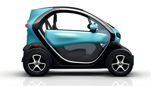 Renault TWIZY left side