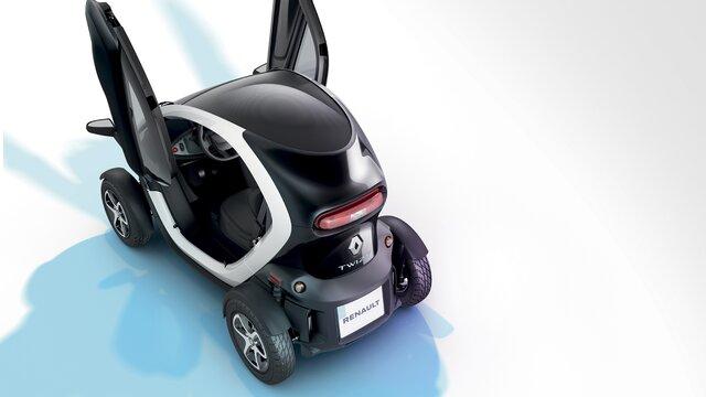 Renault TWIZY – dizajn