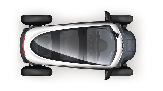 Renault TWIZY roof