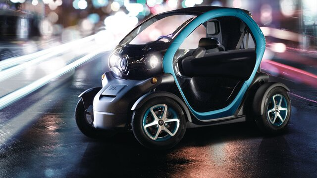Renault TWIZY right side