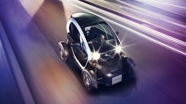 autonomie et recharge twizy achat et location de la batterie renault. Black Bedroom Furniture Sets. Home Design Ideas