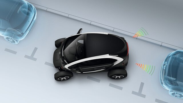 Renault TWIZY technical data sheet