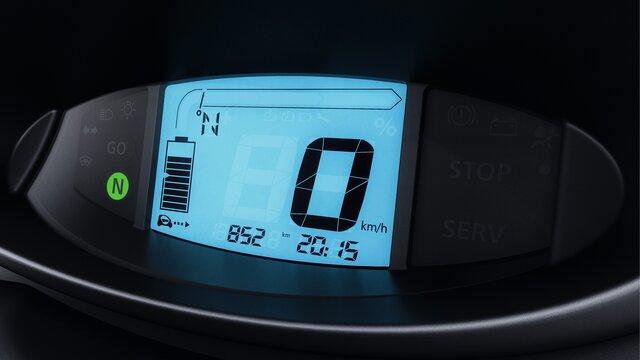 Renault Twizy autonomía y recarga