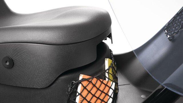 Renault TWIZY rede porta-objetos
