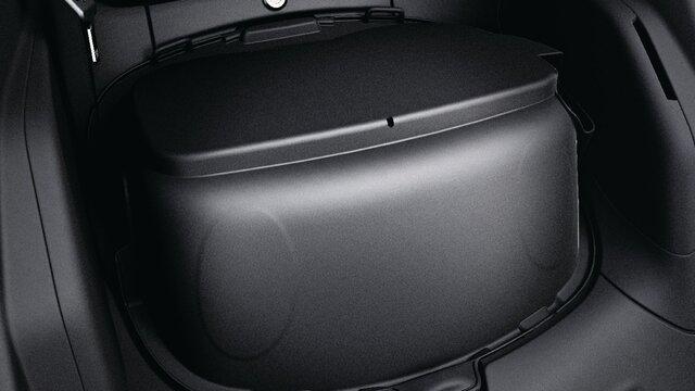 Renault TWIZY espaços de arrumação