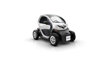 Renault Twizy exteriör