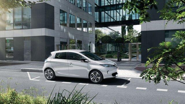 Jantes Renault ZOE