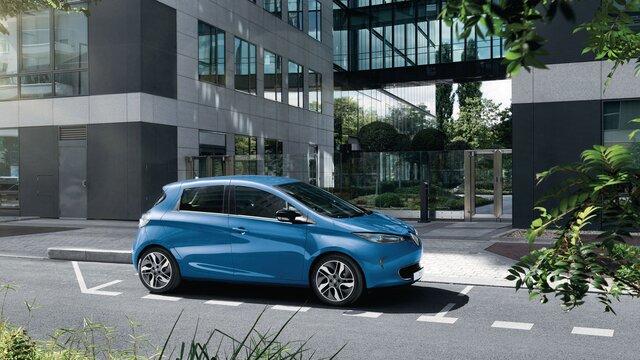 Renault ZOE découvrir
