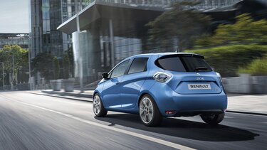 Renault ZOE - dizájn