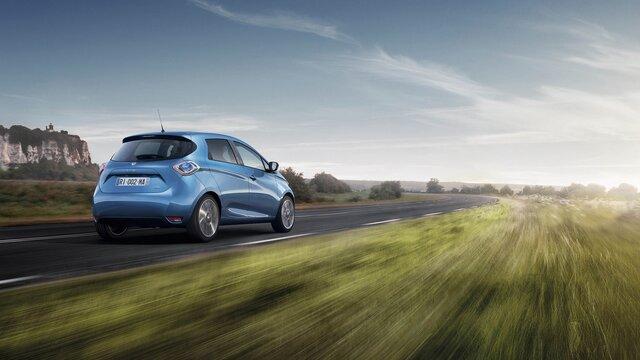 Renault ZOE - külső megjelenés