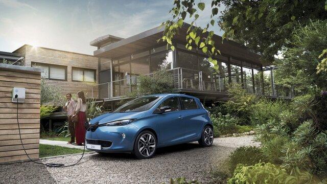 Renault ZOE - hatótávolság és feltöltés