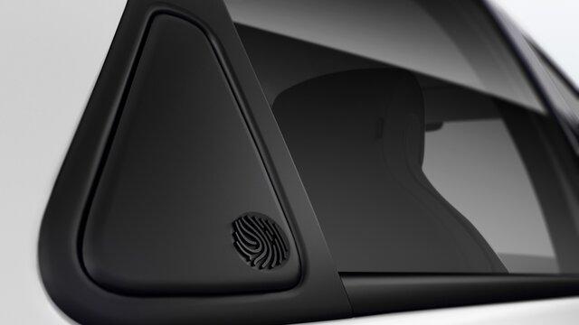 Renault ZOE arka kapı kolu