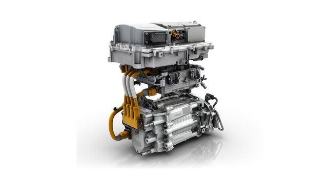 Renault ZOE - Q90 motor