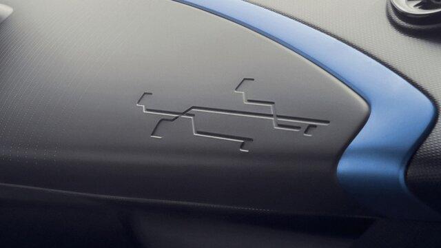 Renault ZOE - műszerfal