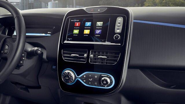 Tecnologia e desempenho do Renault ZOE