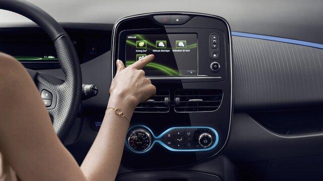 Eco conduite grâce à R-LINK