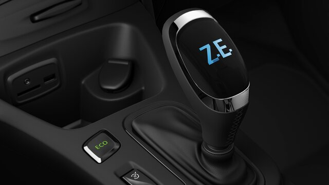 Ficha técnica do Renault ZOE