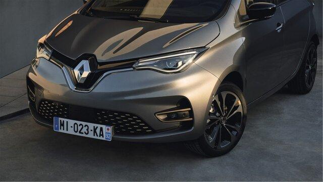 Renault ZOE Ochranná fólie