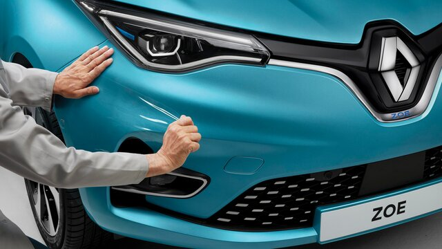 Film de protection Renault ZOE