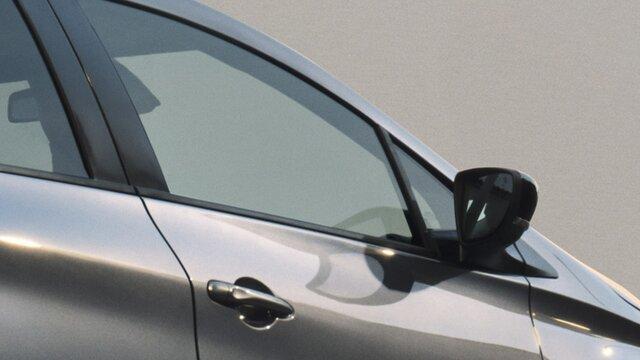 Defletores de ar Renault ZOE