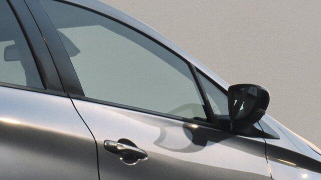 Renault ZOE air deflectors