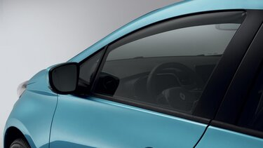 Renault ZOE air deflectors