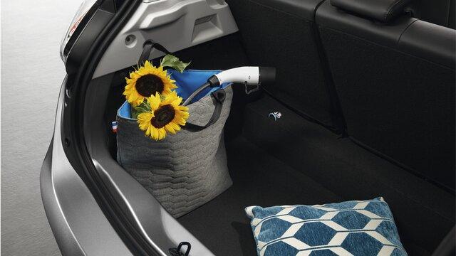 Sacoche de rangement Renault ZOE