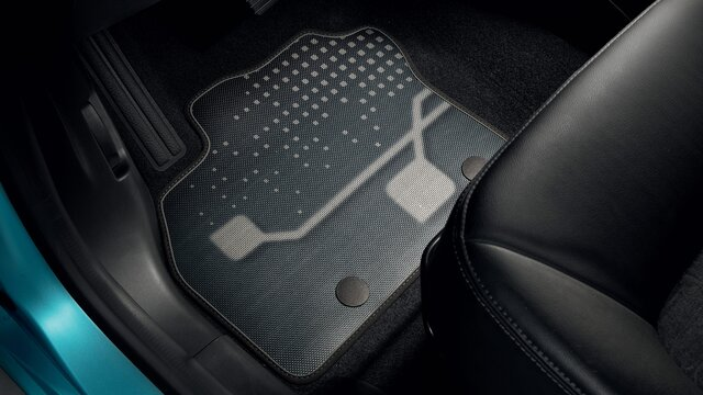 Renault ZOE vloertapijt