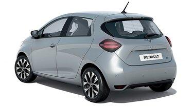 Ograničena serija Renault Zoe – eksterijer