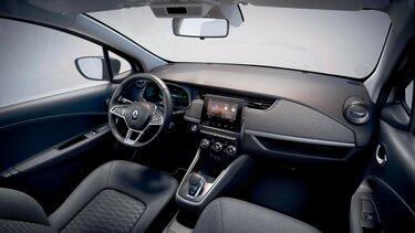 Ograničena serija Renault Zoe - unutrašnjost - nadzorna ploča