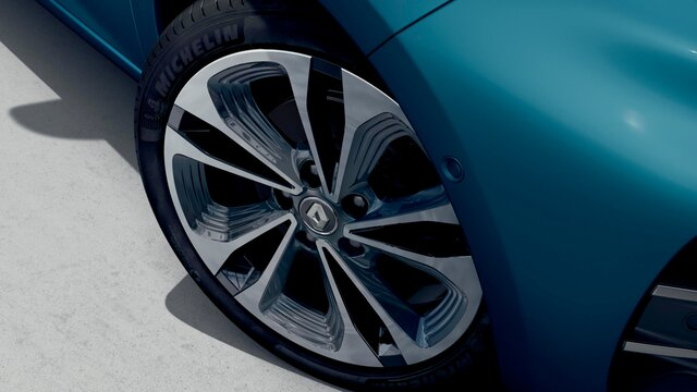 Renault ZOE wheel rims