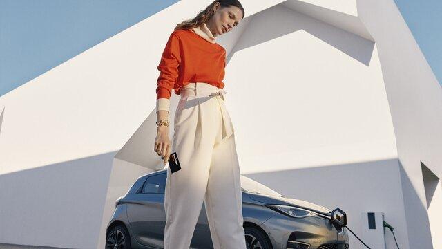 Renault ZOE - Elektrische auto