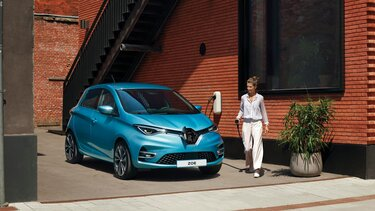 Renault ZOE, la cittadina elettrica