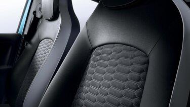 Renault ZOE sièges