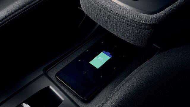 Renault ZOE carregador por indução