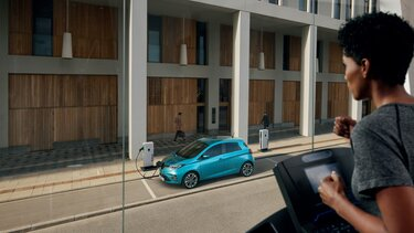 Renault ZOE citycar elettrica