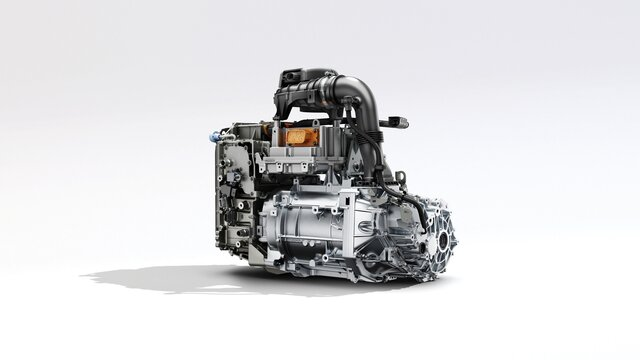 Renault ZOE - Engine