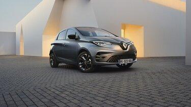 Renault ZOE - elektromos városi autó