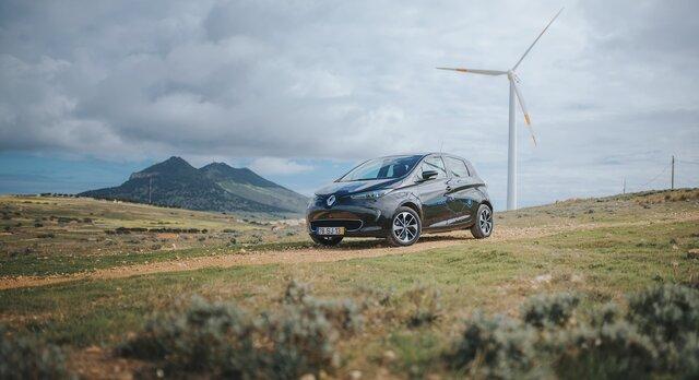 Renault Brand - ZOE
