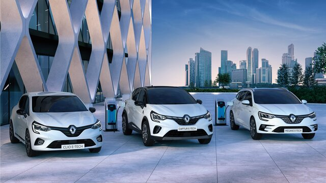 CLIO E-TECH híbrido