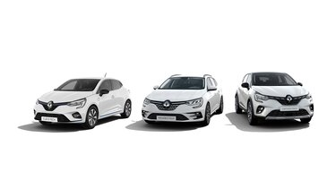 Véhicules hybrides Renault