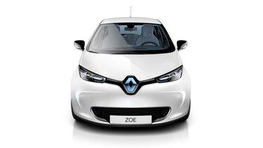 Renault ZOE anteriore