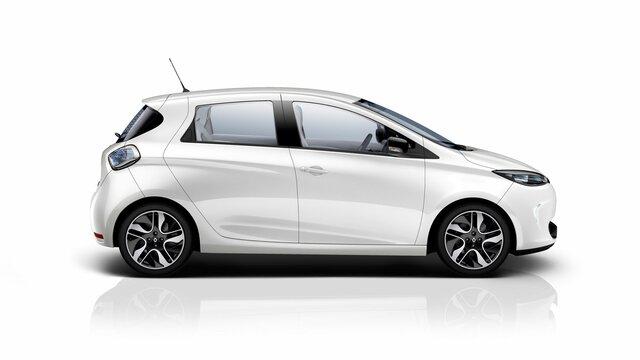 Renault ZOE profilo