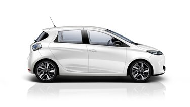 Renault ZOE profil