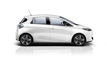 Renault ZOE profile