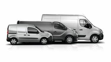 Ofertă specială utilitare Renault