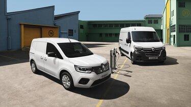 Renault Business customers: electric range