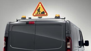 Zakelijke klanten bij Renault: accessoires - Triflash-gevarendriehoek
