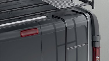 Firemní zákazníci Renault - žebřík z pozinkované oceli