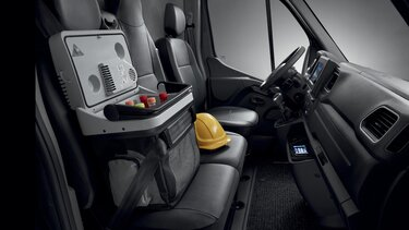 Zakelijke klanten bij Renault: accessoires - Koelbox
